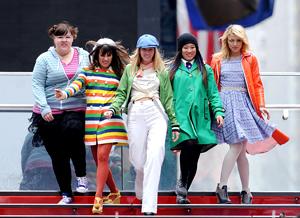 NewYork filmacion chicas