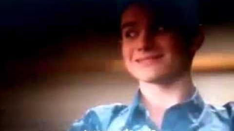 Adam Lambert in Glee Sub español