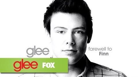 Farewell To Finn Promo GLEE-0