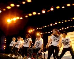 Glee born this way