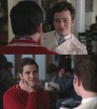 Klaine new york i love you