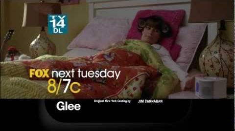 Glee 3x18 - Choke Promo SUB (HD)