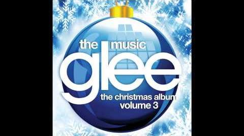 White Christmas (Glee Cast Version)
