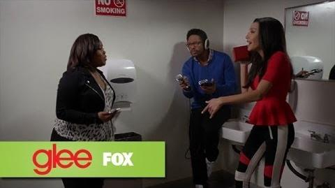 """Full Performance of """"Doo Wop (That Thing)"""" from """"The Back-up Plan"""" GLEE"""