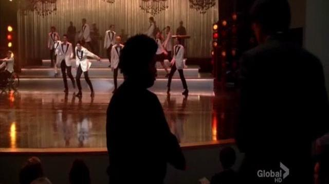 Glee - ABC, Control, Man In the Mirror
