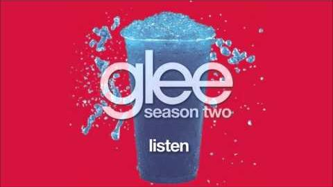 Listen - Glee (Full song)