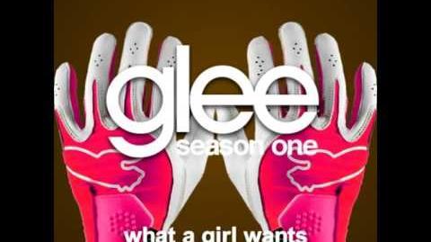 What A Girl Wants - Glee Unreleased Song DOWNLOAD LINK-1