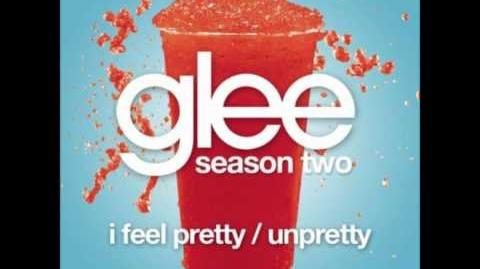 I Feel Pretty Unpretty - Glee (Audio)