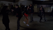 3x11 New Directions girls vs Sebastian & The Warblers Bad