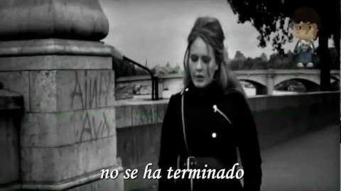 Adele - Someone Like You SUBTITULADO AL ESPAÑOL (Official Music Video)