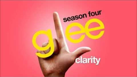 Clarity - Glee Cast