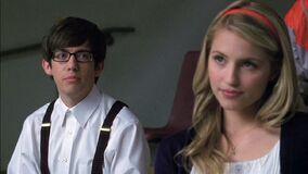 Quinn y Artie