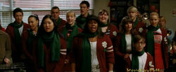 A Very Glee Christmas - We Need A Little Christmas
