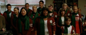 A Very Glee Christmas - We Need A Little Christmas