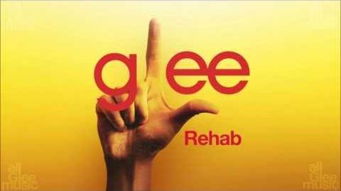 Glee Cast - Rehab
