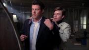 Finn con Kurt Ballad