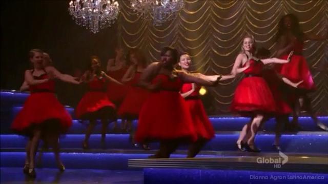 Glee Edge Of Glory Season 3 HD