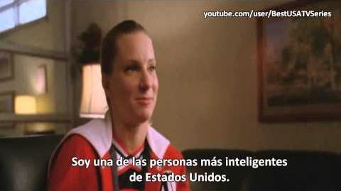 """Glee - Promo 4x12 """"Naked"""" Subtitulos en Español Promo Subtitulada"""