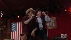 One Bourbon Glee