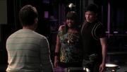 Finn, Mercedes y Kurt Ballad