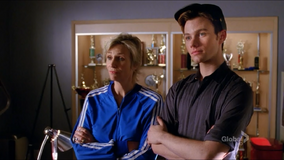 Sue y Kurt en The New Rachel