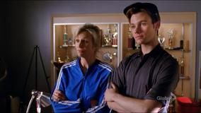 Sue y Kurt en The New Rachel