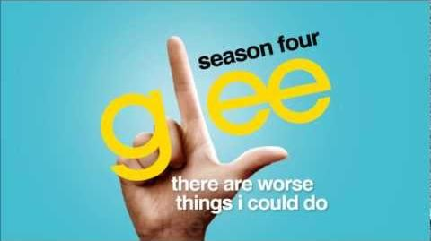 There Are Worse Things I Could Do - Glee HD Full Studio