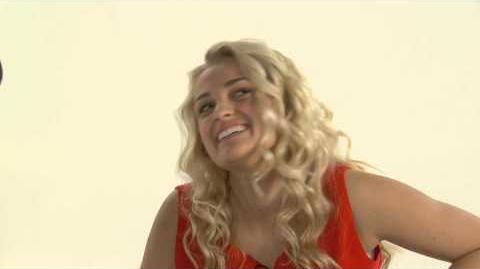 The Glee Project Season 2 -- Ali Interview