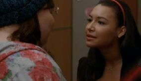 Lauren y Santana