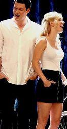 Finn y Brittany