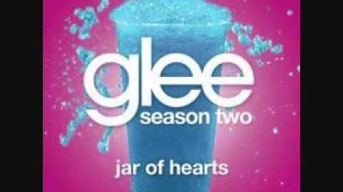 Jar Of Hearts - Glee (Audio)