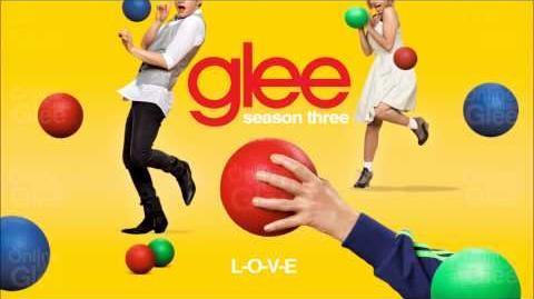 L-O-V-E - Glee