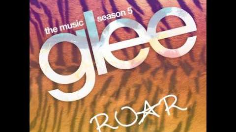 Glee - Roar (DOWNLOAD MP3 LYRICS)