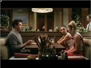 Finn, Santana y Brittany en Hell-O