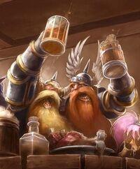 Ironforge Dwarves