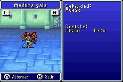 Estadisticas Medusa Gaia 2