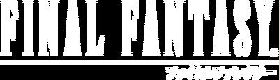 Logo Final Fantasy saga