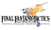 Logo Final Fantasy Tactics Advance