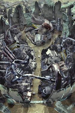 Reactor Gonga FFVII