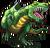 Tiranosaurio FFI psp