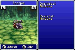 Estadisticas Scorpio 2