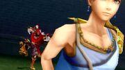 Gilgamesh vs Bartz