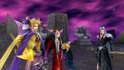 Emperador artemisa sefirot dissidia