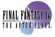 Logo Final Fantasy IV The After
