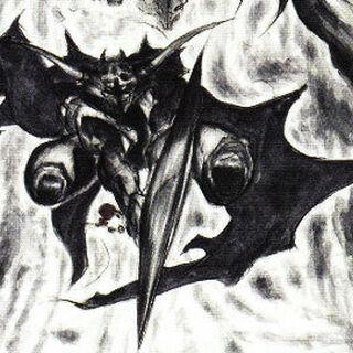 Ilustración por Yoshitaka Amano