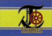 Bandera de Timber