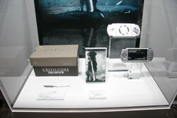 PSP Crisis Core Limited Edition