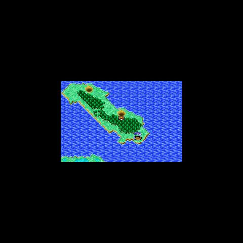 Donde se encuentra la Cueva del Dragón en la versión de GBA
