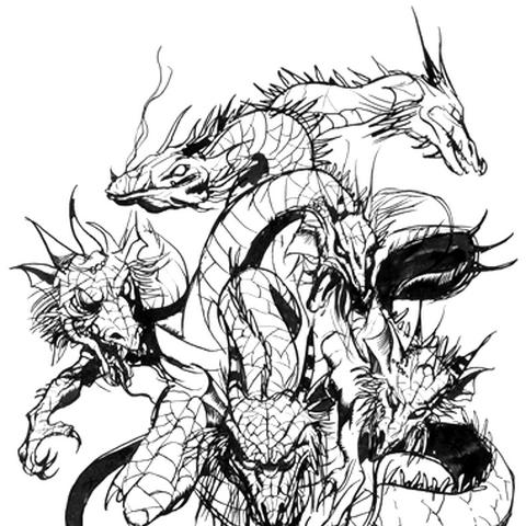 Tiamant, en un dibujo de <a href=