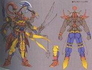 Gilgamesh concepto ex